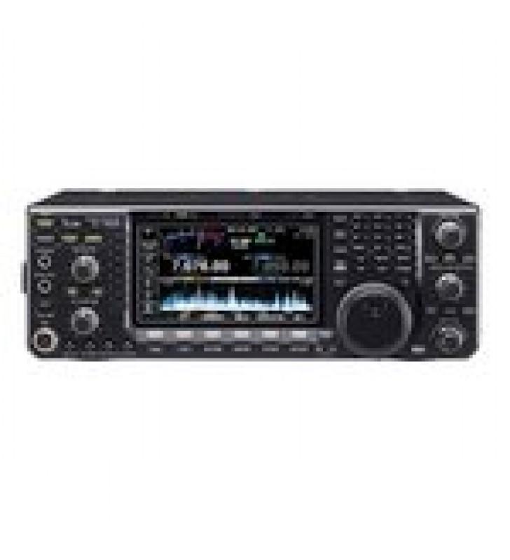 RADIO MOVIL HF, RX 0.030 A 60.0MHZ, TX 1.8-29.700MHZ, MODOS DE OPERACION USB, LSB, CW, RTTY, PSK31, AM, FM, 101 CANALES