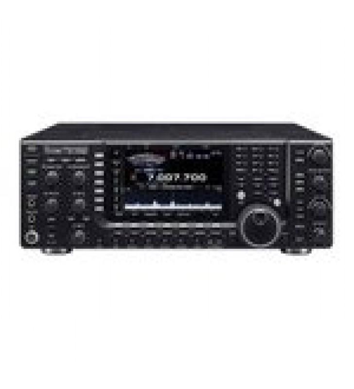 RADIO MOVIL HF/50 MHZ DE ESCRITORIO, MODOS DE OPERACION USB, LSB, CW, RTTY, PSK31,FM (200W) AM (50W),  101 CANALES,
