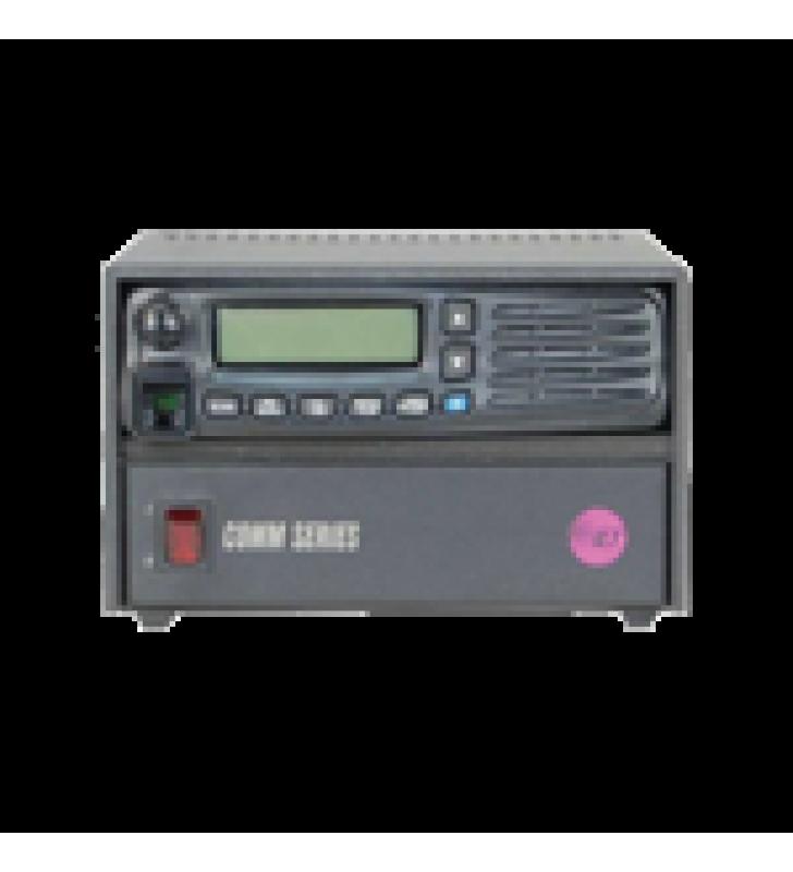 RADIO MOVIL AEREO TX/RX: 118.000-136.992 MHZ, 200 CANALES DE MEMORIA, CON FUENTE DE ALIMENTACION INCLUIDA Y GABINETE. BLUETOOTH OPCIONAL