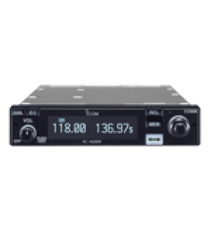 RADIO MOVIL AEREO TX/RX 118.000 A 136.975MHZ, 25W PEP, 20 CANALES REGULARES, 50 CANALES DE MEMORIA, CUENTA CON CERTIFICACION TSO.