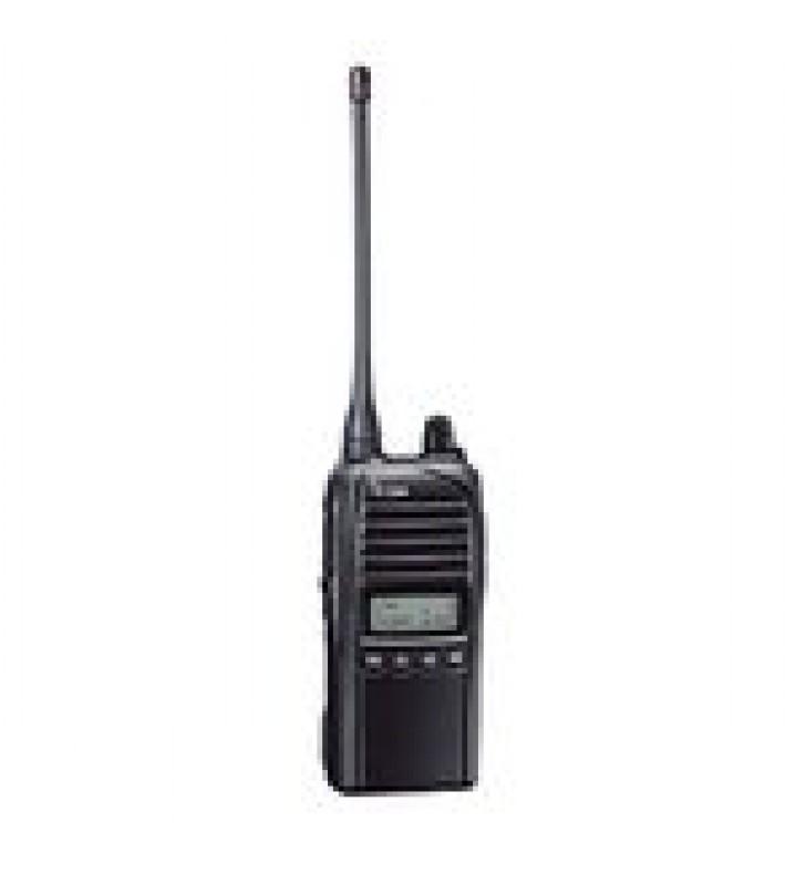 RADIO PORTATIL ANALOGICO DE 4 WATTS DE POTENCIA, SUMERGIBLE IP67, RANGO DE FRECUENCIA 450-512 MHZ,