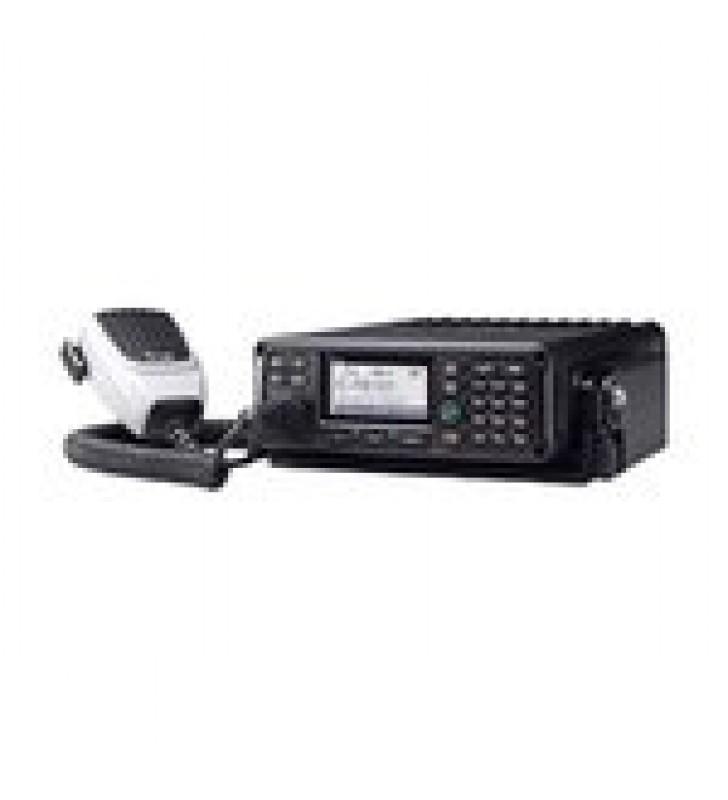 RADIO MOVIL EN HF, 125 WATTS, ALE,  TX 1.6 - 29.999 MHZ   RX 0.5-29.999 MHZ. INCLUYE MICROFONO, BOCINA ,CAB DE ALIM. Y FUSIBLES
