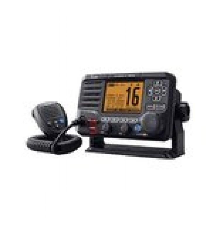 RADIO MOVIL MARINO VHF, TX:156.025-157.425MHZ, RX:156.050-163.275MHZ, FUNCION DE GRABADOR DE VOZ, PANTALLA DE MATRIZ DE PUNTOS, COMPATIBLE CON GPS,