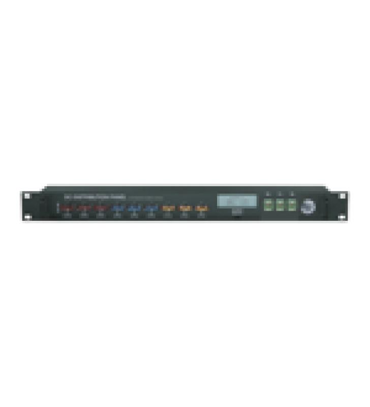 PANEL ADMINISTRABLE IP CON CONTROL DE ENERGIA REMOTO, APLICACIONES DE  12 Y 24 VCD.