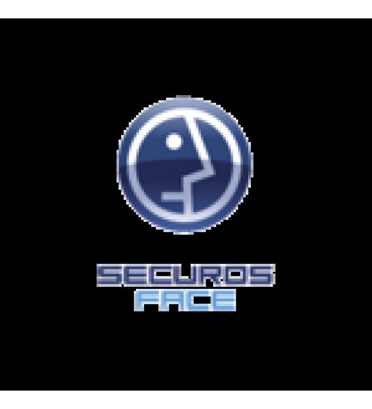 RECONOCIMIENTO FACIAL SECUROS FACEX (POR CAMARA, PARA +25 CAMARAS POR ORDEN POR  SISTEMA)
