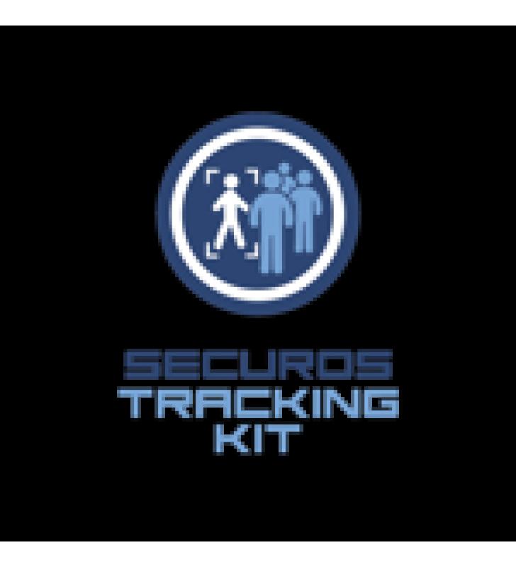 LICENCIA DE DETECCION DE MUCHEDUMBRE  (MULTITUD) SECUROS TRACKING KIT, (POR DETECTOR, POR STREAM DE CAMARA)