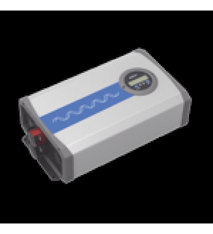 INVERSOR IPOWER-PLUS 1000 W, ENT: 12V, SALIDA: 120 VCA