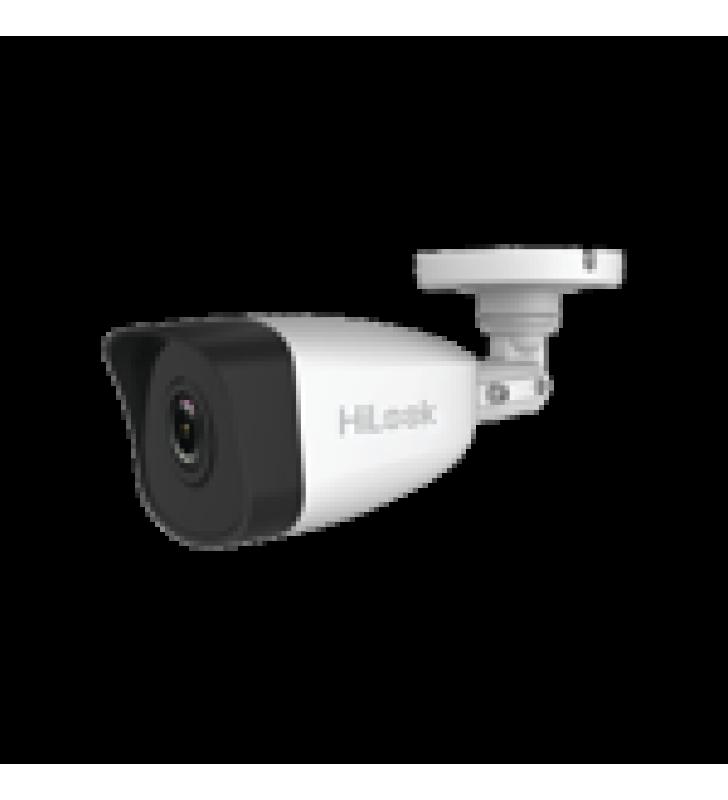 HILOOK SERIES / BALA IP 4 MEGAPIXEL / 30 MTS IR / EXTERIOR IP67 / POE / DWDR / LENTE 2.8 MM / H.265+