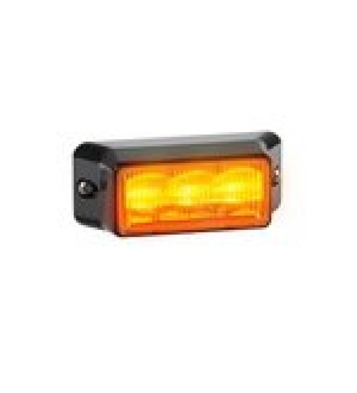 LUZ AUXILIAR IMPAXX DE 3 LEDS, COLOR AMBAR