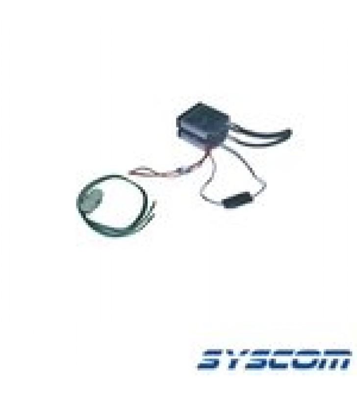 INTERFACE PARA RADIOS ICF320 / 420, INCLUYE 2 SOPC617 Y BRACKET DOBLE PARA MONTAR LOS RADIOS.