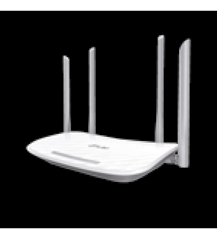 KIT ONU DE 2 EQUIPOS, TX6610 Y ARCHER C5, WI-FI DOBLE BANDA, 4 PUERTOS LAN 10/100/1000MBPS, HASTA 1.2GBPS, SOPORTA AGILE 2.0