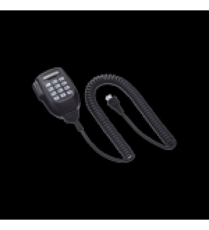 MICROFONO DE USO RUDO CON DTMF, CUMPLE MIL-STD-810 E IP54. COMPATIBLE CON RADIOS MOVILES SERIE NX-3000/5000, TK-7302/8302/7360/8360
