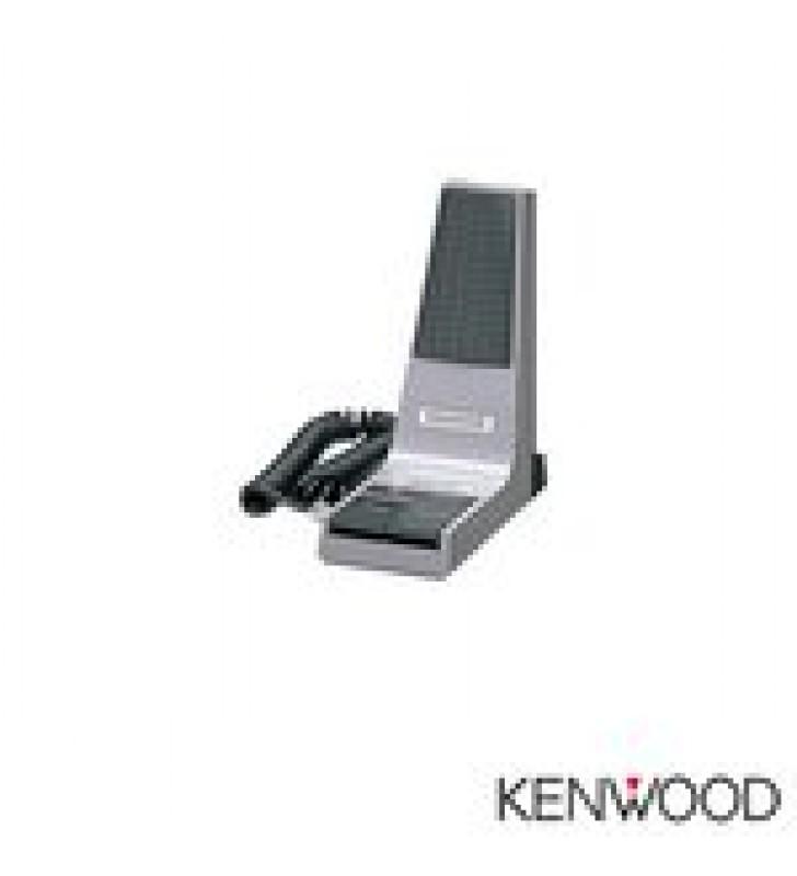 MICROFONO DE ESCRITORIO PARA RADIO-BASE KENWOOD CON TECNOLOGIA ANALOGA Y NXDN