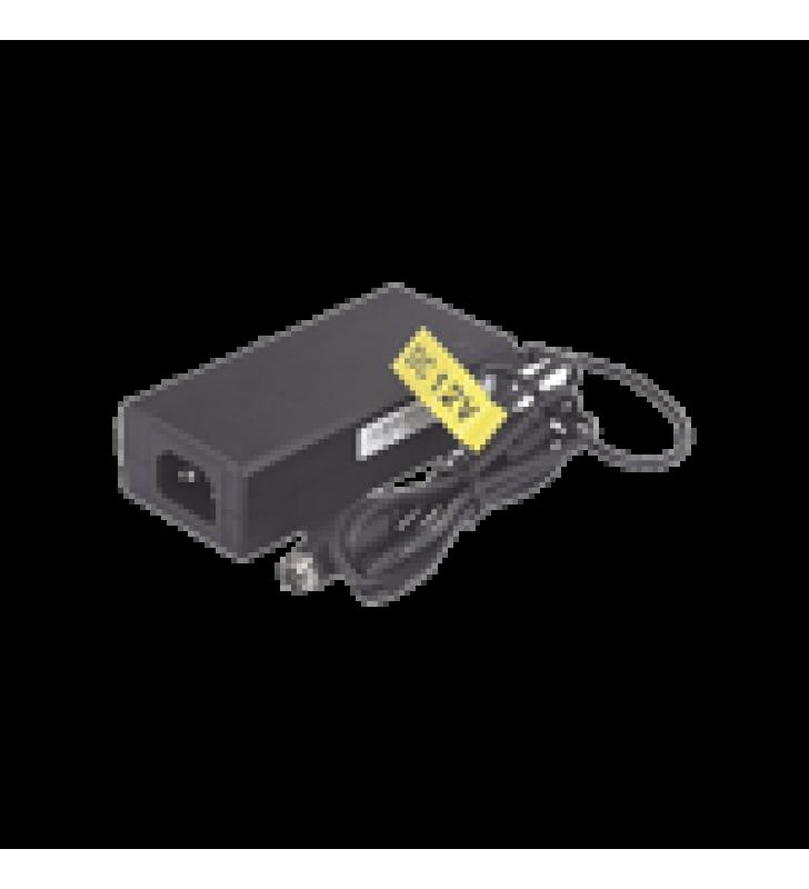 FUENTE DE PODER REGULADA 12 VCD / 3.3 A. / CONECTOR DIN 4 PIN / COMPATIBLE CON GRABADORES EV4000, EV5000