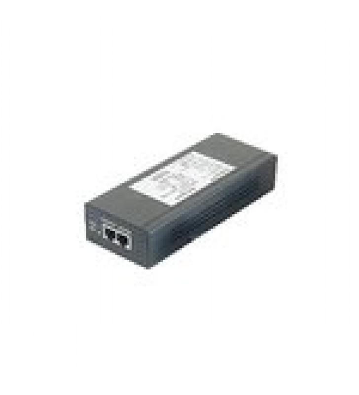 INJECTOR SUPER HI-POE / 56VCD / 30 WATTS / PARA DOMOS HIKVISION PTZ / IP (-AE / DE) / SOPORTA 802.3 AF /AT