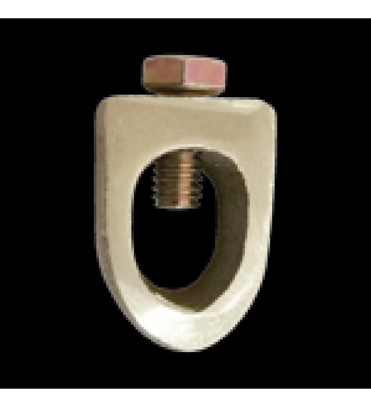 CONECTOR VARILLA DE 3/4 DE DIAMETRO A CABLE CAL. 1/0 AWG