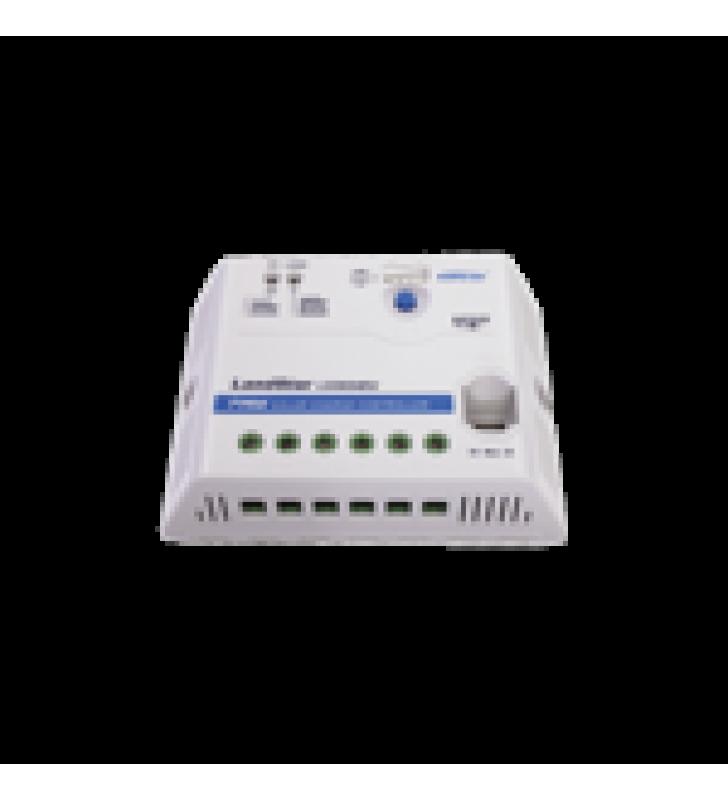 CONTROLADOR SOLAR PWM 12/24 V 30 A, SALIDA USB