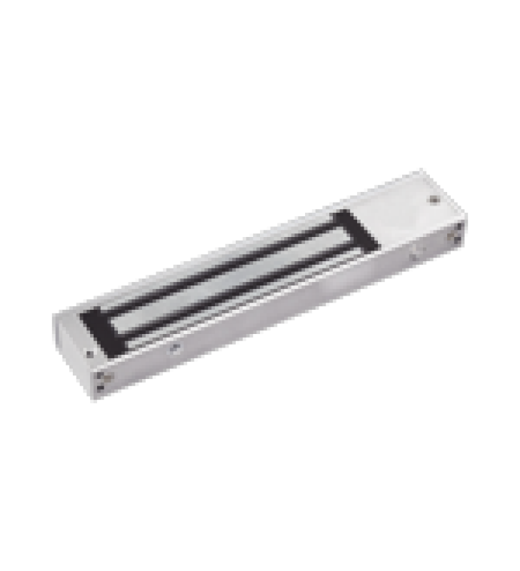 CHAPA MAGNETICA DE 350 LBS / CON LED INDICADOR / PARA USO EN INTERIOR