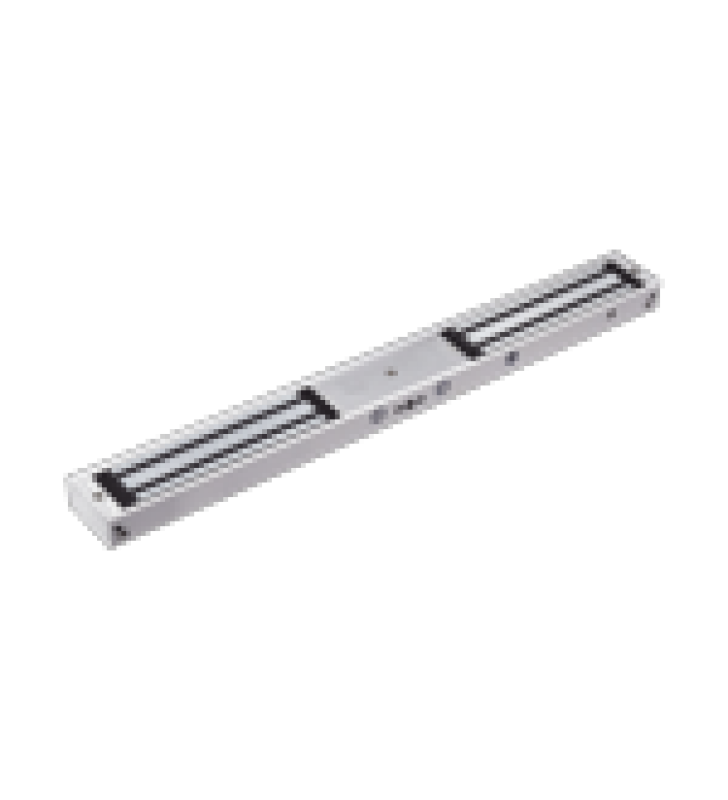 CHAPA MAGNETICA DOBLE 600L LBS (X2) CON LED ULTRA-BRILLANTE/ LIBRE DE MAGNETISMO RESIDUAL / SENSOR DE ESTADO DE LA PLACA