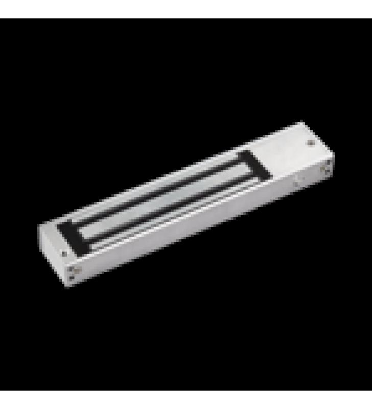 CHAPA MAGNETICA CON TEMPORIZADOR/  600 LBS/  CON LED/ SENSOR DE BLOQUEO DE PLACA/