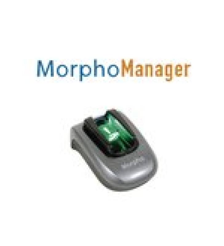 MORPHO MANAGER MULTIMODAL PACK