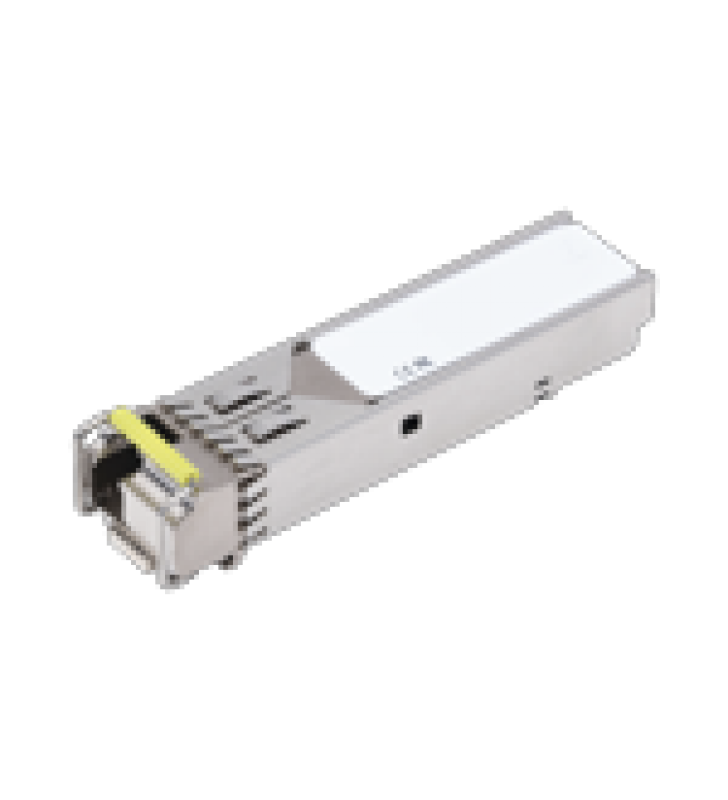 TRANCEPTOR WDM MINI-GBIC SFP+ 10G LC TX:1270NM RX:1330NM PARA FIBRA MONO MODO 60 KM, , REQUIERE MTB-LB60