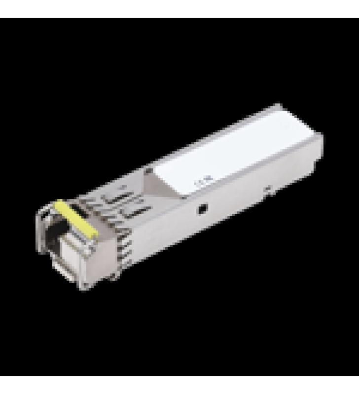 TRANCEPTOR MINI-GBIC SFP+ 10G LC TX:1330NM RX:1270 PARA FIBRA MONO MODO 20 KM, REQUIERE MTB-LA20