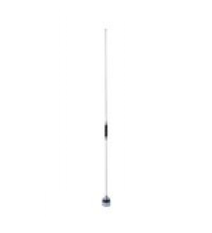 ANTENA MOVIL UHF, AJUSTABLES EN CAMPO, RANGO DE FRECUENCIA 430-450 MHZ.