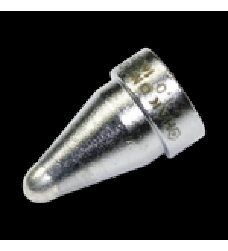 BOQUILLA PARA PISTOLA DESOLDADORA HAKKO FR-301 /410, CON DIAMETRO INTERNO - 1 MM / EXTERNO - 2.5 MM.