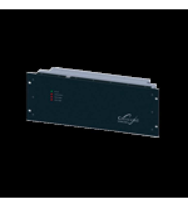 AMPLIFICADOR CICLO CONTINUO, 403-450 MHZ, ENTRADA 2-5W /SALIDA 100W, 26A, 13.8 VCD, N HEMBRAS.