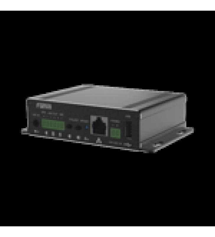 GATEWAY PARA VOCEO IP/SIP,  ENTRADA DE AUDIO (3.5MM), SALIDA DE AMPLIFICADOR INTEGRADO DE HASTA 30W, PUERTO USB (REPRODUCCION DE MP3),