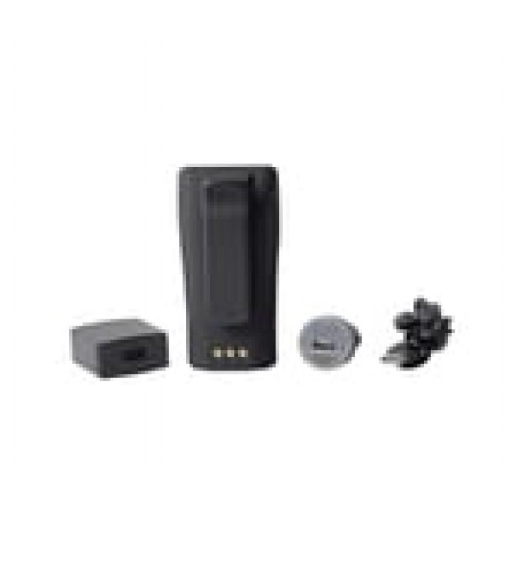 BATERIA CON CARGADOR USB INTEGRADO DE LI-ION 2600MAH  CON CLIP  PARA RADIOS MOTOROLA EP450/DEP450/CP200/PR400