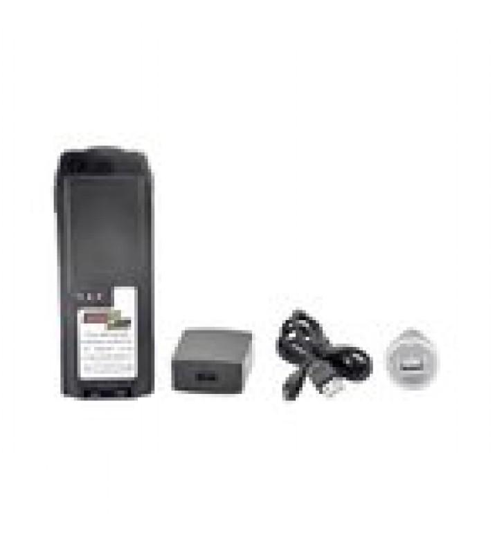 BATERIA CON CARGADOR USB INTEGRADO DE LI-ION 3000 MAH    PARA RADIOS MOTOROLA APX6000/7000/8000/SRX2200