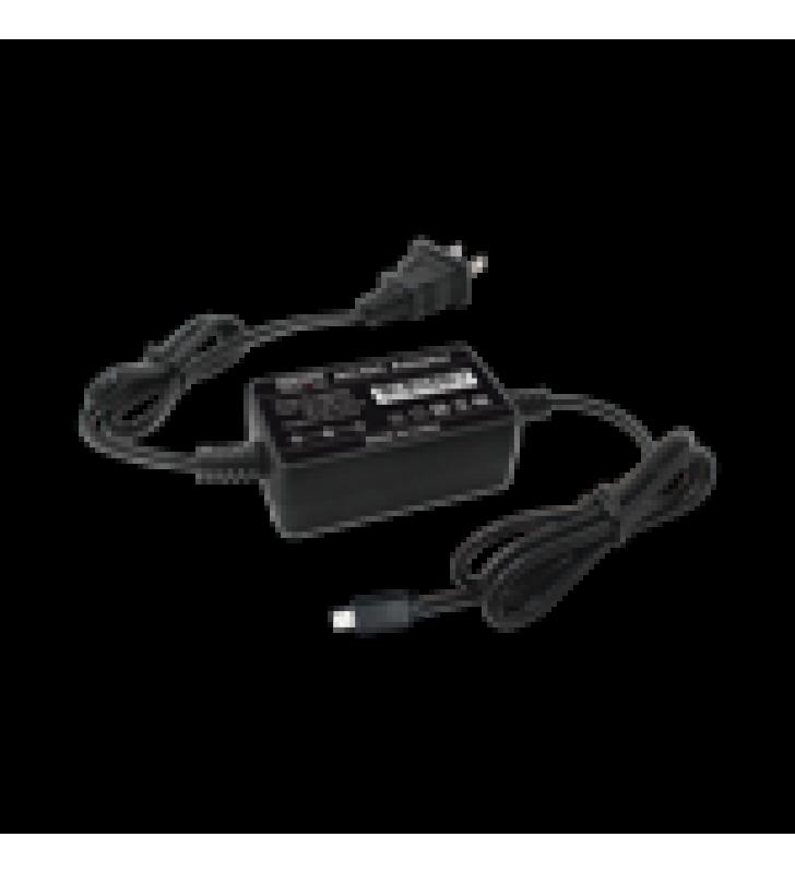 CARGADOR USB PROFESIONAL DE 5 VCC, 2.5 A PARA SMARTPHONES, TABLETS Y RADIO PKT-03 ; VOLTAJE DE ENTRADA DE 100-240 VCA