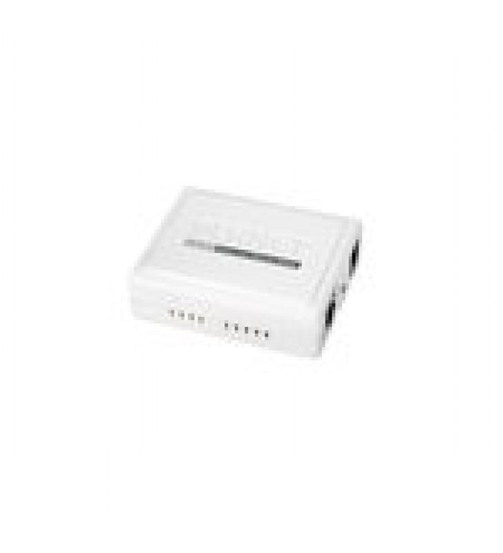 INYECTOR POE 802.3AF DE 1 PUERTO 10/100 MBPS (MID-SPAN)