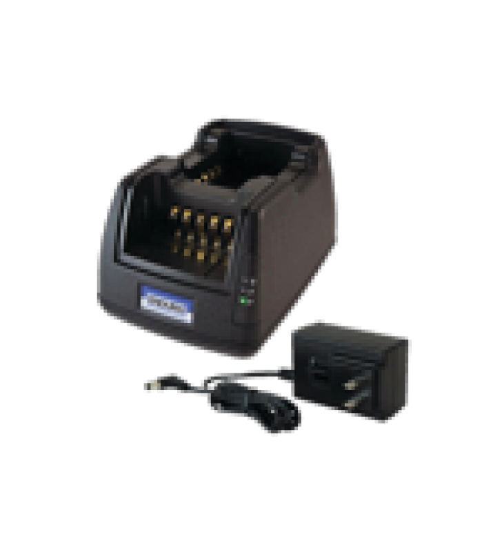 MULTICARGADOR PARA 2 RADIOS MOTOROLA XTS1500/2500/3000,ASTRO SABER HT1000 BATERIAS NTN9858, NTN8299, NTN4595, NTN7144