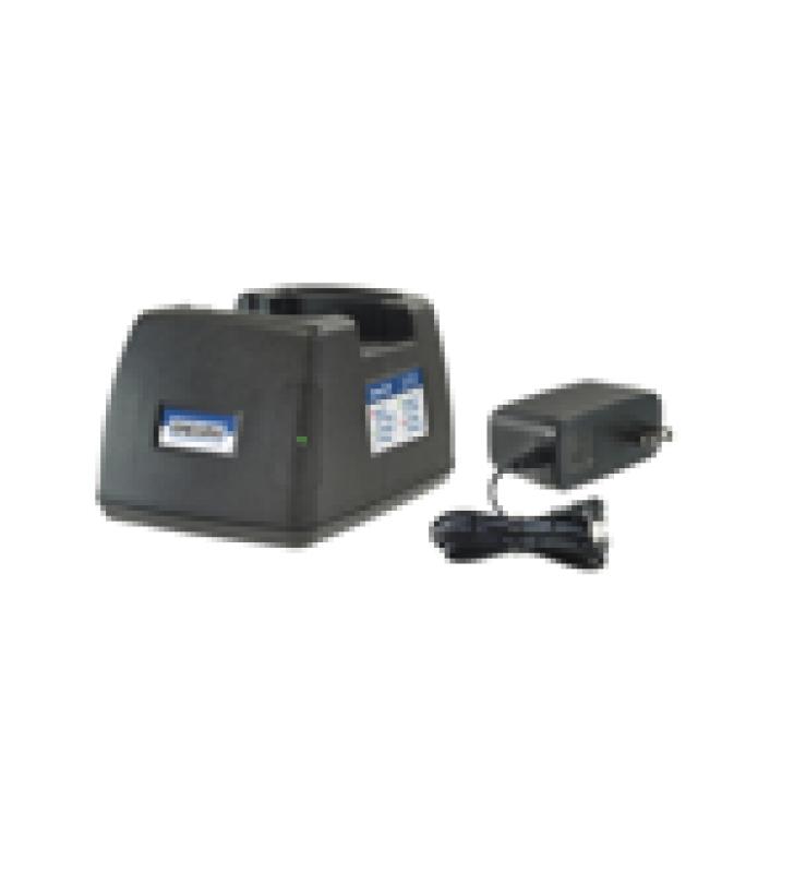 CARGADOR INDUVIDUAL PARA RADIOS MOTOROLA DGP6160/ SERIE XPR6000, PARA BATERIA PMNN4065/4066/4069