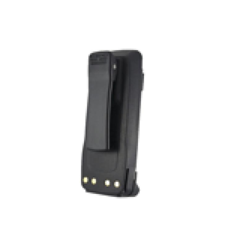 BATERIA LI ION 2500 MAH, 7.2 V, 18 WH PARA RADIOS MOTOROLA XPR6300/6350/6380/6500/6550/6580, VXD721, INCLUYE CLIP