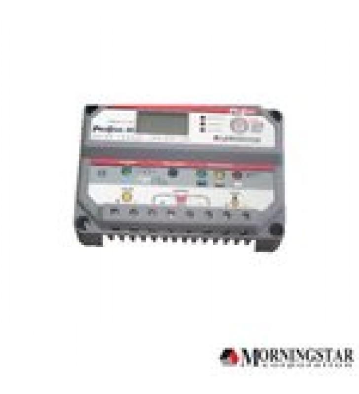 CONTROLADOR DE CARGA Y DESCARGA 12-24 VCD., 15 AMP