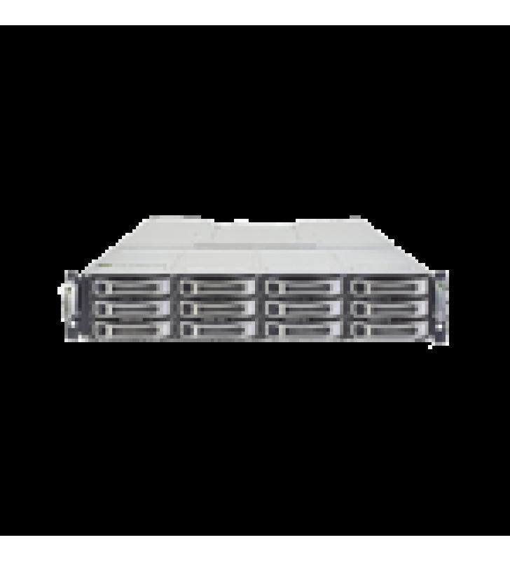SERVIDOR DE ALMACENAMIENTO / DOBLE FUENTE DE PODER / 8GB RAM / CON 12 DISCOS DUROS DE 6TB