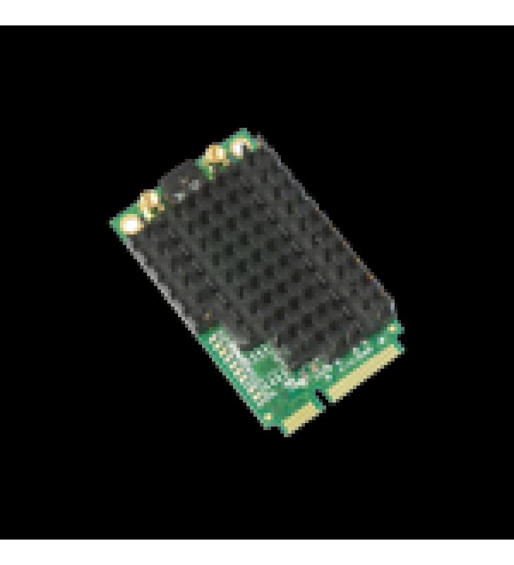 TARJETA  MINI-PCI-EXPRESS INALAMBRICA DE DOBLE CANAL  EN 5GHZ A/N/AC, HASTA 27DBM DE POTENCIA.