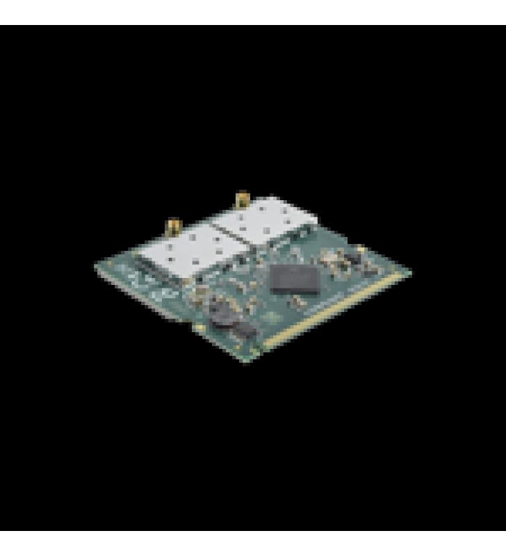 TARJETA MINIPCI 802.11A/B/G/N DOBLE BANDA, HASTA 400MW PARA EQUIPOS MIKROTIK