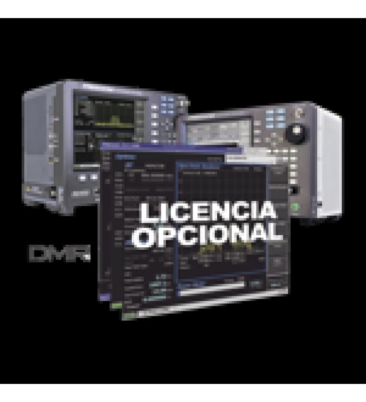 OPCION DE SOFTWARE PARA PRUEBA DE SISTEMAS CON DMR CONVENCIONAL (NIVEL 2) EN R8000 /R8100.