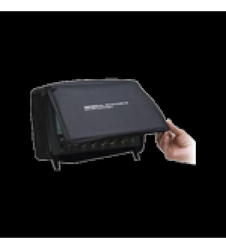 ESTUCHE FUNDA PROTECTORA CON ESPONJA PARA PROTECCION DE PANTALLA LCD EN ANALIZADORES DE SISTEMAS SERIES R-8000.
