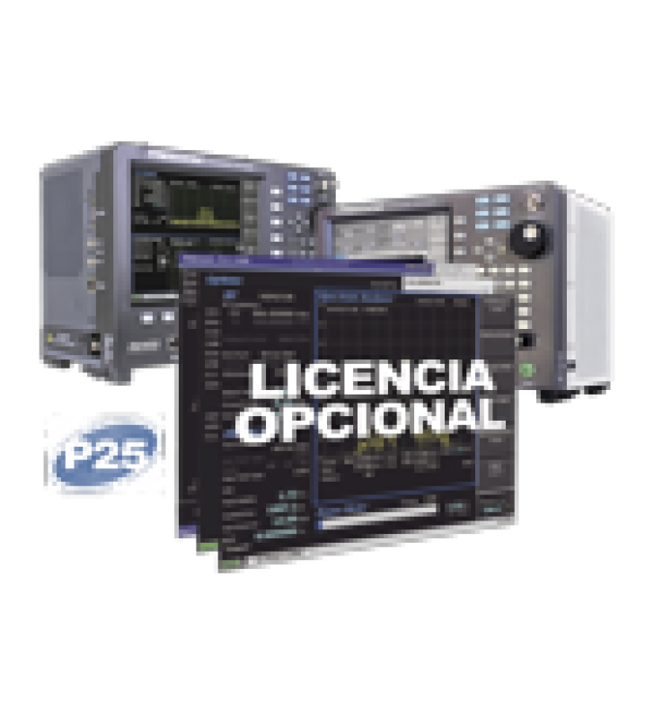 OPCION DE SOFTWARE MODO TRUNKING PARA P25 EXPLICITO EN R8000 /R8100.