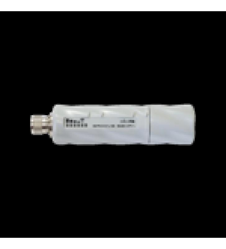 (GROOVE 52)  CLIENTE Y PTP EN 2.4 Y 5GHZ 802.11 A/B/G/N CONECTORIZADO, HASTA 500MW