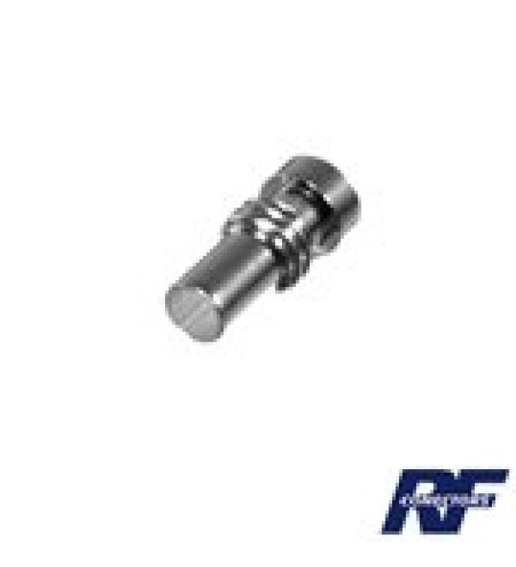 ADAPTADOR / REDUCTOR PARA CABLES RG-8/X, BELDEN 9258, RG-59/U, BELDEN 8241 REQUIERE CONECTOR RFU-500 O RFU-501