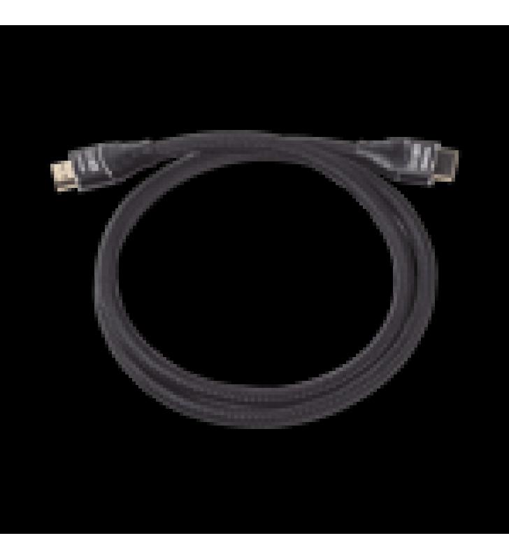 CABLE HDMI VERSION 2.0 REDONDO DE 1M (3.2 FT) OPTIMIZADO PARA RESOLUCION 4K ULTRA HD