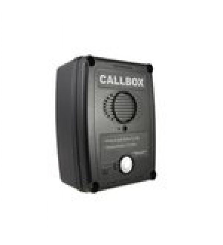 CALLBOX, INTERCOMUNICADOR INALAMBRICO VIA RADIO UHF 450-470MHZ, SERIE Q1 EN COLOR NEGRO