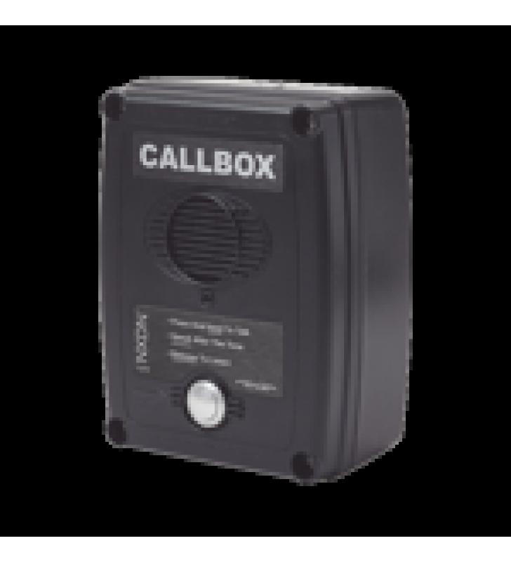 CALLBOX DIGITAL NXDN, INTERCOMUNICADOR INALAMBRICO VIA RADIO VHF 150-165MHZ, SERIE XD EN COLOR NEGRO